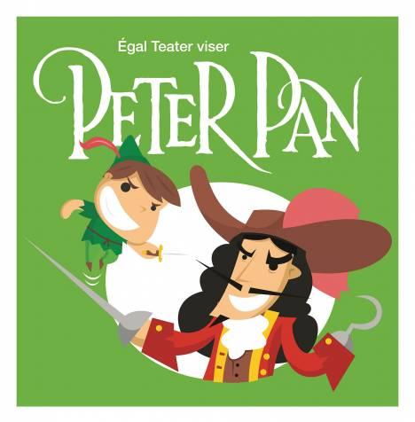 Eventbilde: Peter Pan og Kaptein Krok