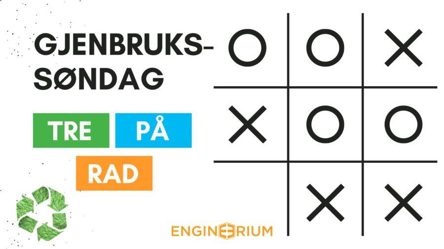 Eventbilde: Gjenbrukssøndag på Engineerium