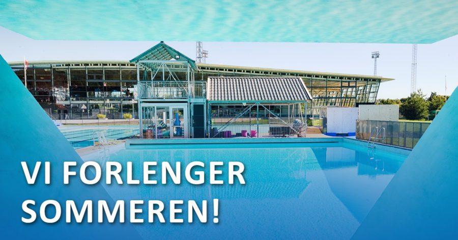 Drammensbadet forlenger sommeren hovedbilde