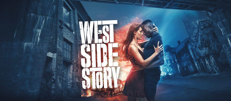 Plakat av West Side Story