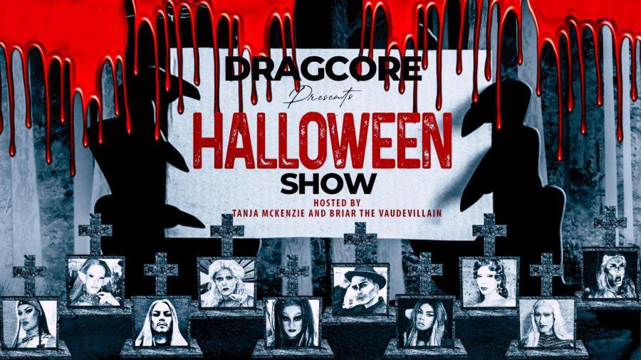 Eventbilde: Dragcore Halloween Show på SALT