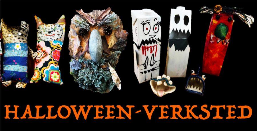 halloween verksted nordstrand kulturarena
