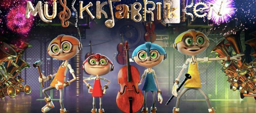 Eventbilde: Oslo-Filharmonien: Musikkfabrikken