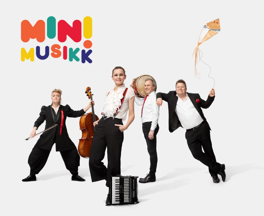 Eventbilde: Minimusikk: LABYRINTER! med Karoline Krüger