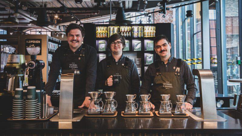 Eventbilde: Bli med på kaffesmakekonkurranse