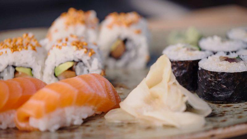 Eventbilde: To generasjoner – sushi